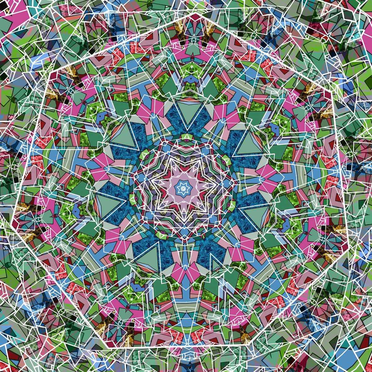 Transient Mandala | © Dex Hannon - All rights reserved (Image)